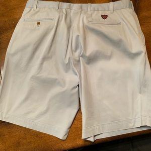 polo baby blue shorts